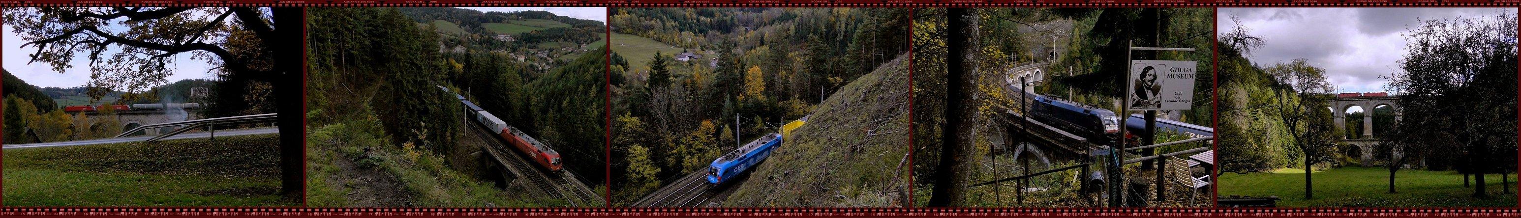 Südbahn-Exkursion 2013 - Ein Tag mit vielen neuen ...