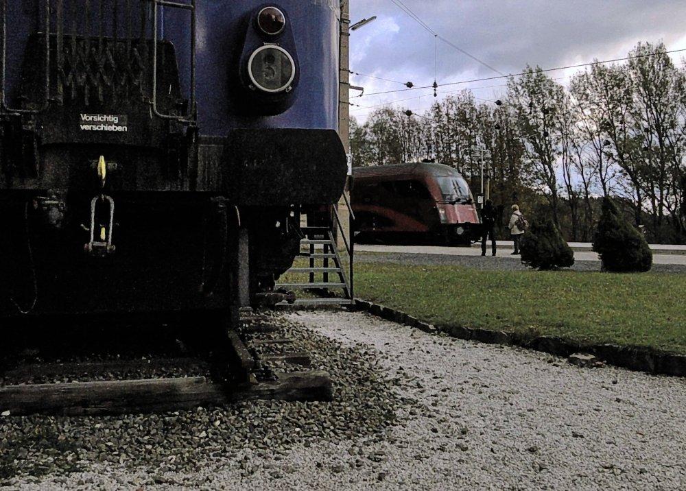 Südbahn-Exkursion 2013 - Gestern und Morgen