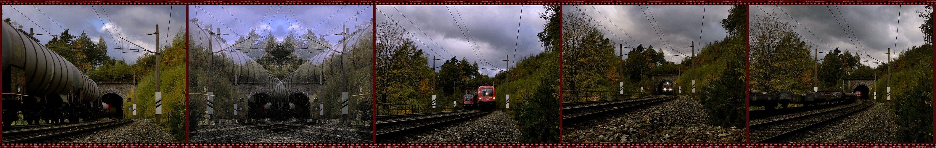 Südbahn-Exkursion 2013 - mit CK nach der Suche ...