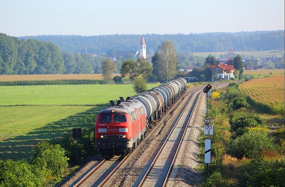 Südbahn September 2009 (I)