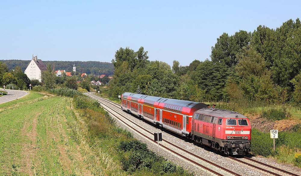 Südbahn September 2009 (III)