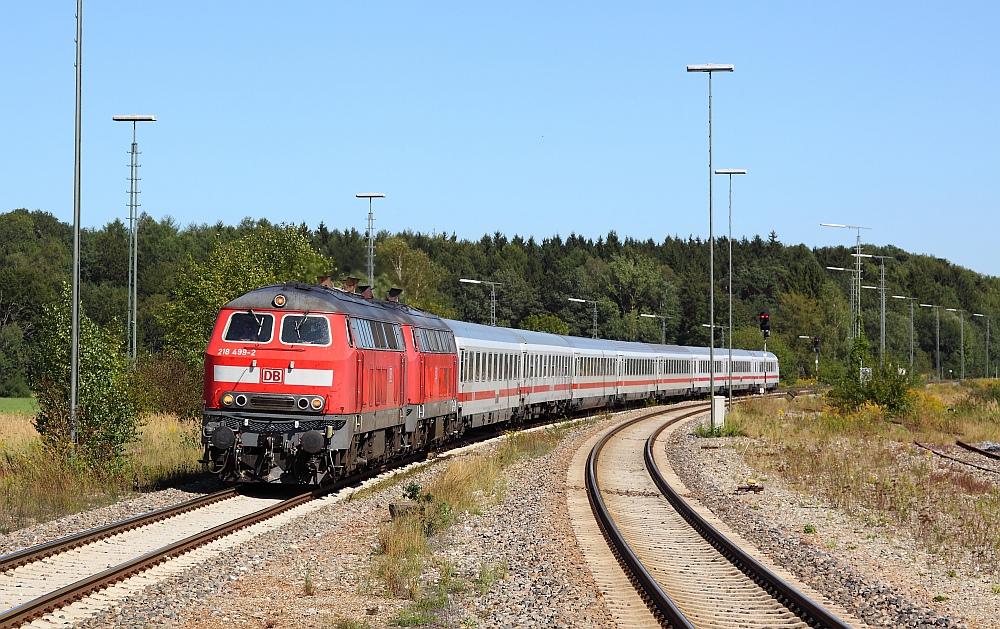 Südbahn September 2009 (IV)