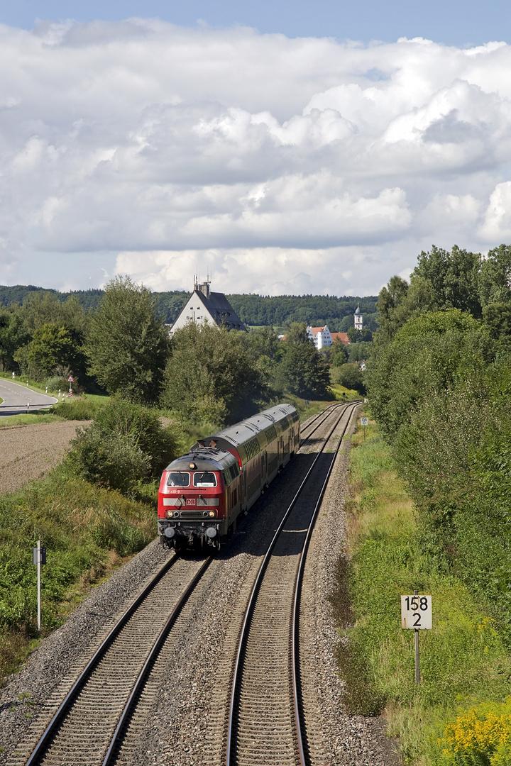 Südbahn XI