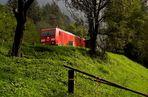 Südbahnexkursion 2014 - Als Greifer zum Äpfelpflücken ...