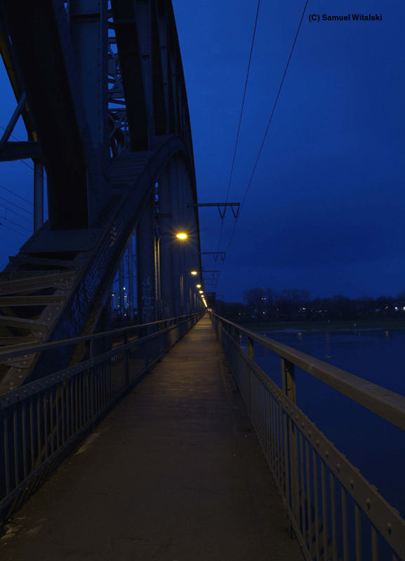 Südbrücke & die Bläue