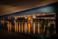 Südbrücke und Horchheimer Brücke in Koblenz