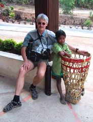 Südburma (Myanmar) Februar 2002