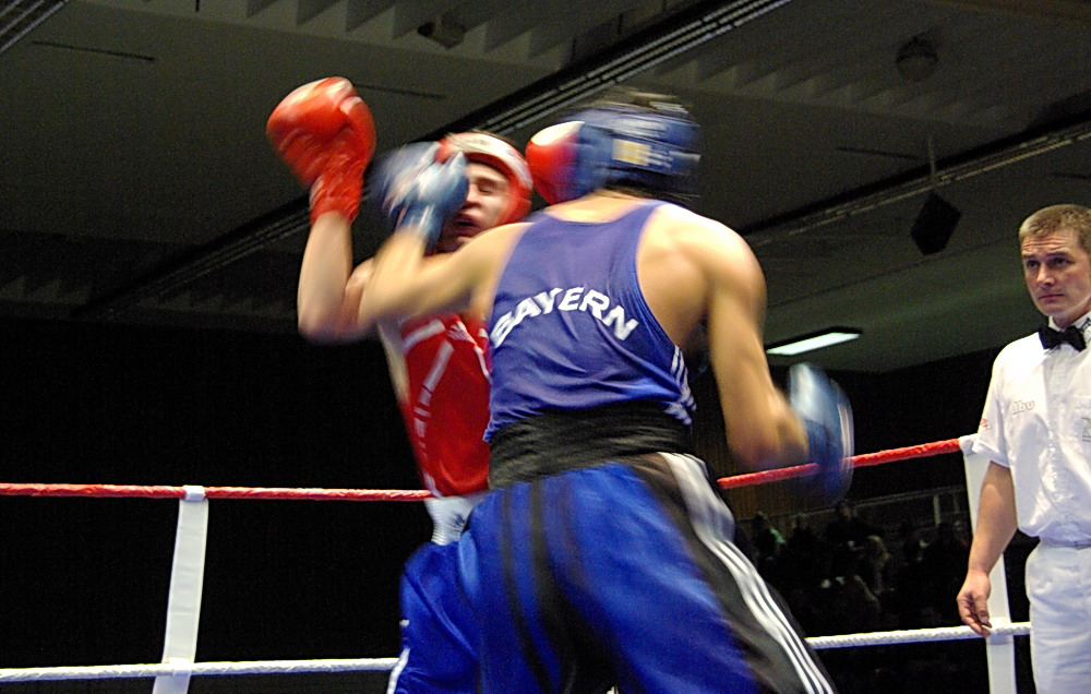Süddeutsche Amateur Boxmeisterschaft 001