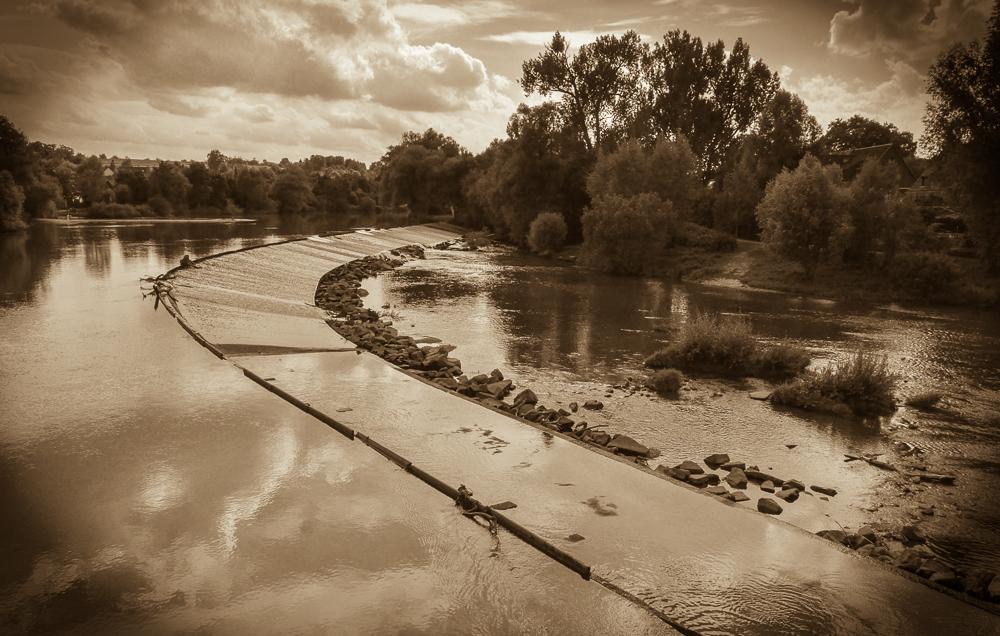 süddeutsche Flusslandschaft (1910)
