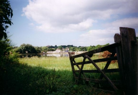 Südengland - Lymington