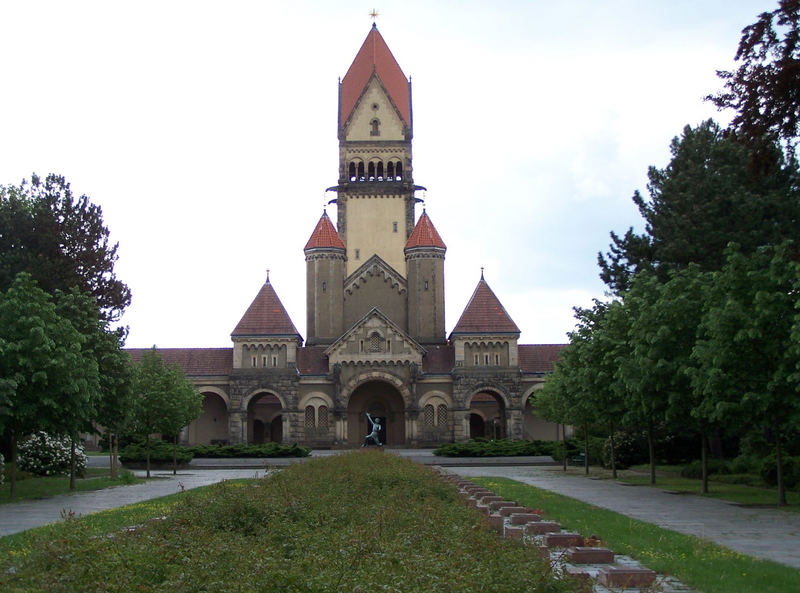 Südfriedhof Leipzig 2