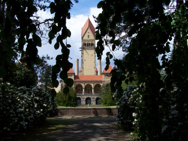 Südfriedhof Leipzig 3