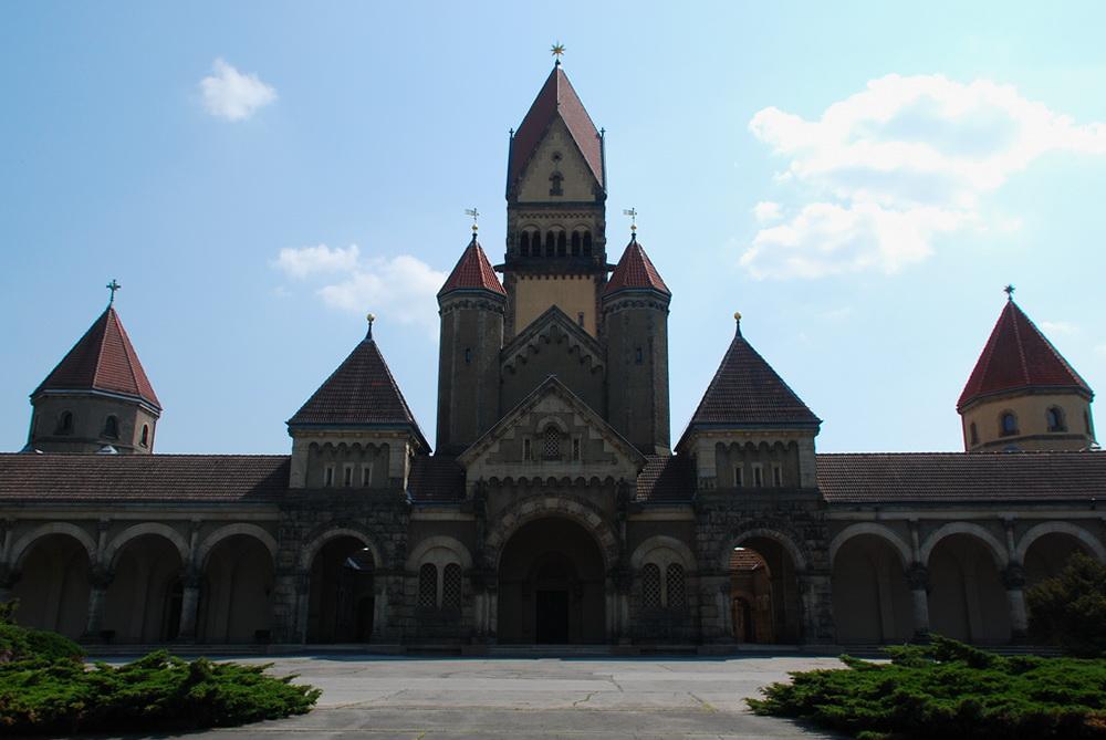 Südfriedhof Leipzig - Kapellenanlage