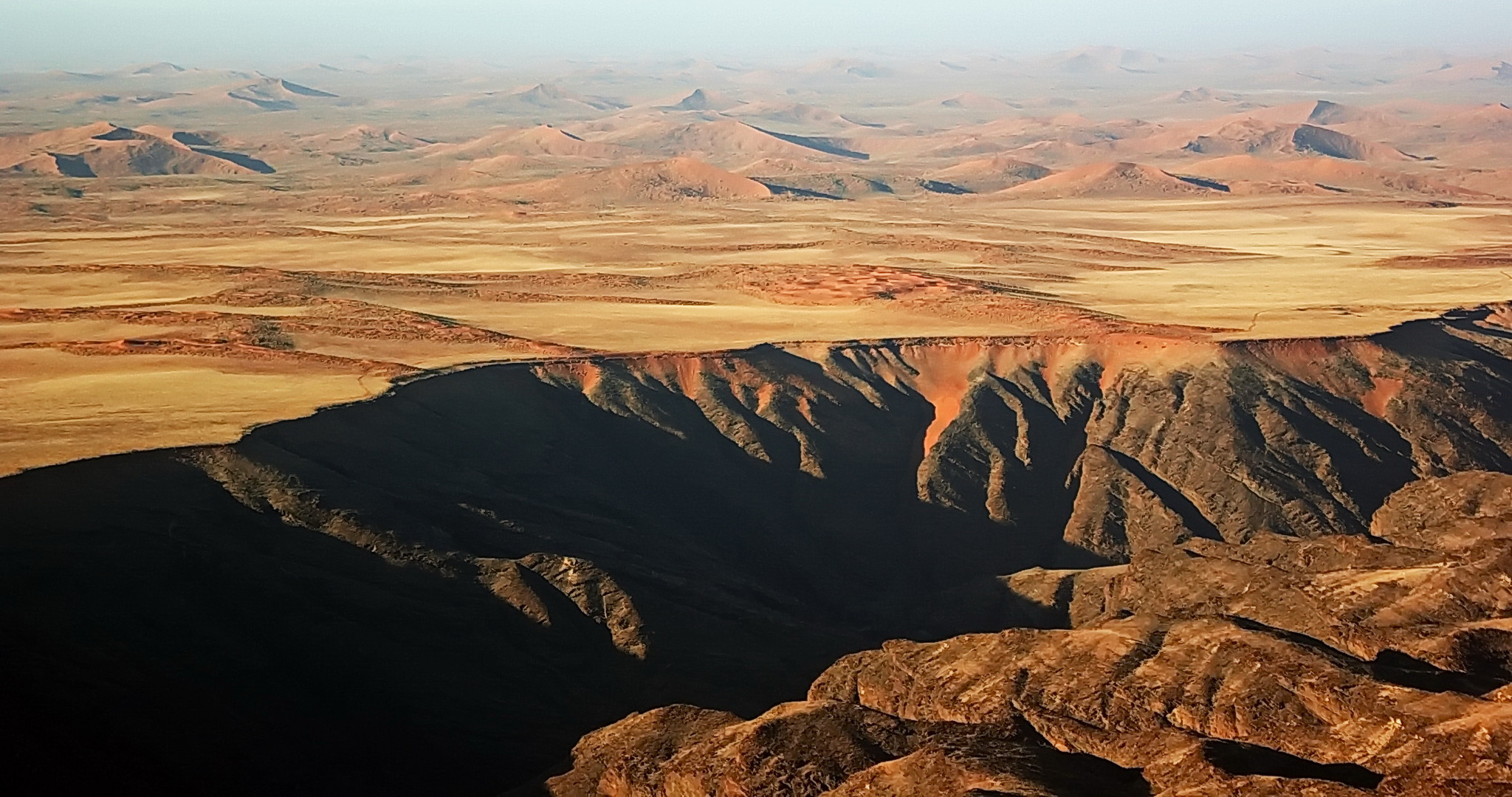 Südlich des Kuiseb-Canyon