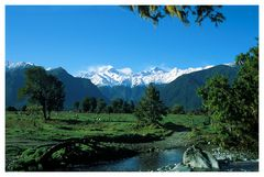 Südliche Alpen...aber nicht in Europa...