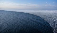 Südliche Eisgrenze im.............