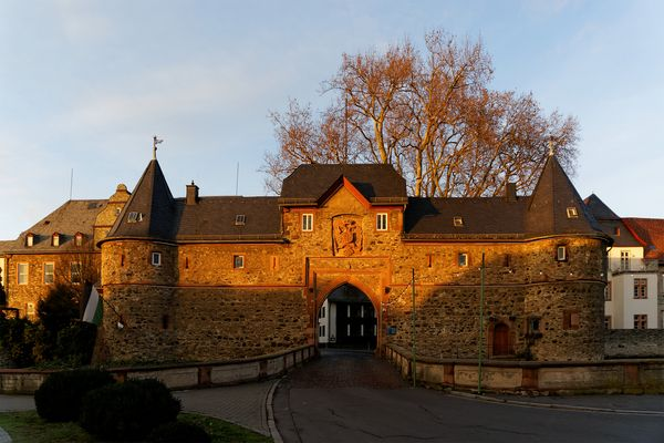 Südliches Burgtor Friedberg