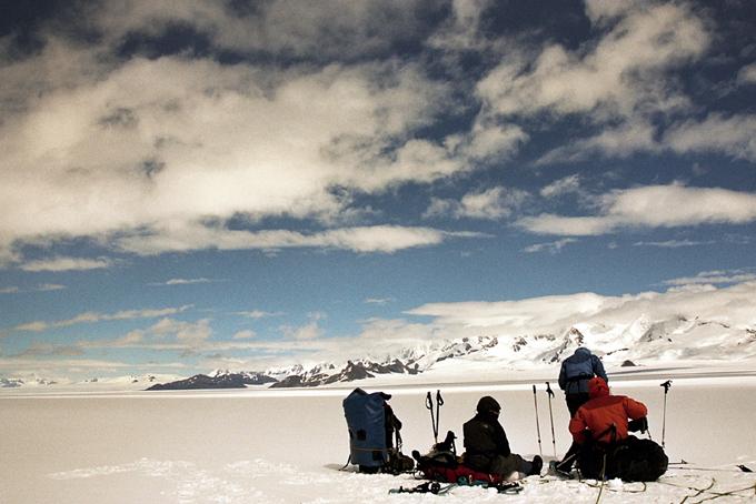 Südliches Patagonisches Eisfeld, Chile / Argentinien