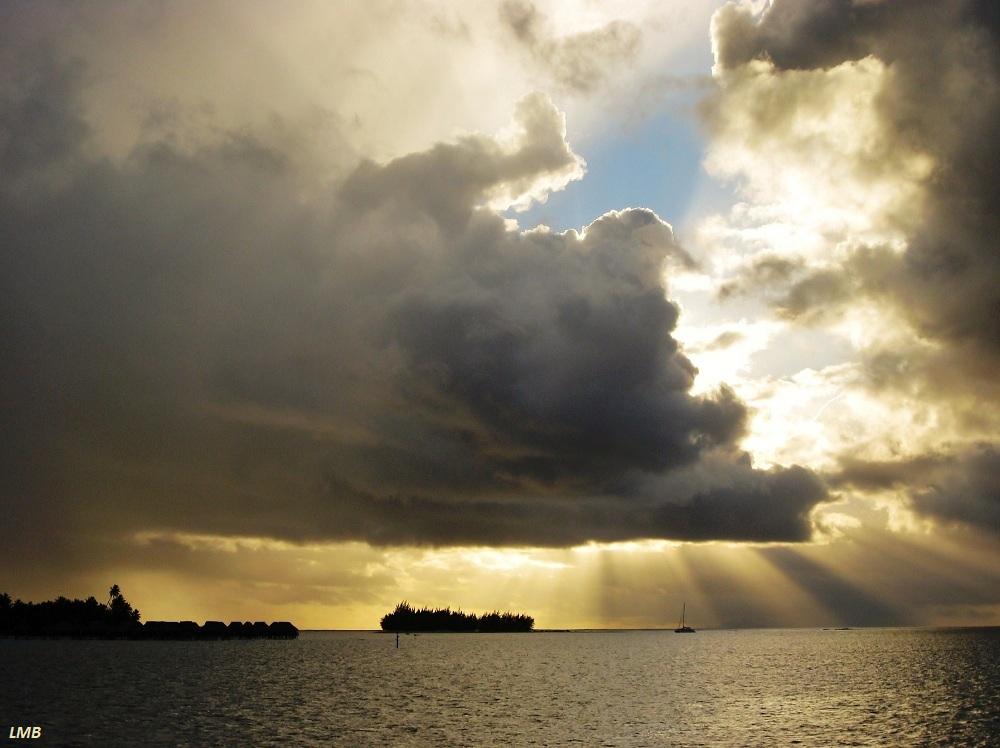 Südpazifikwetter / Temps de Pacifique de Sud