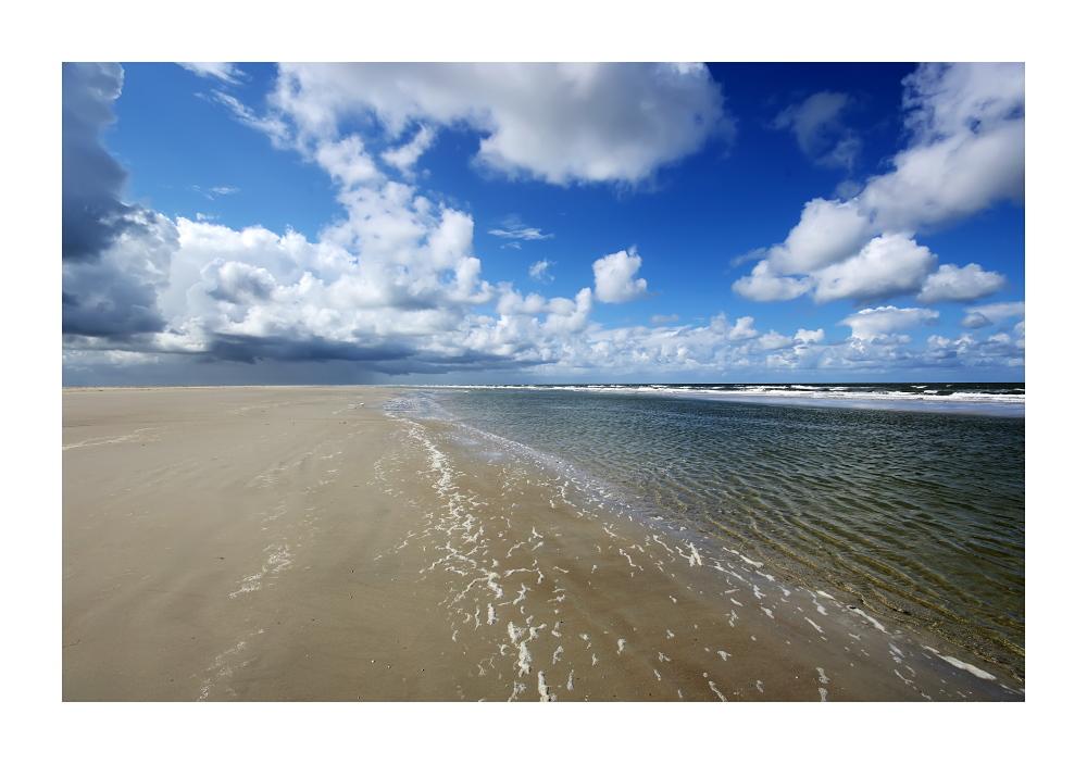 Südsee-Feeling an der Nordsee ?