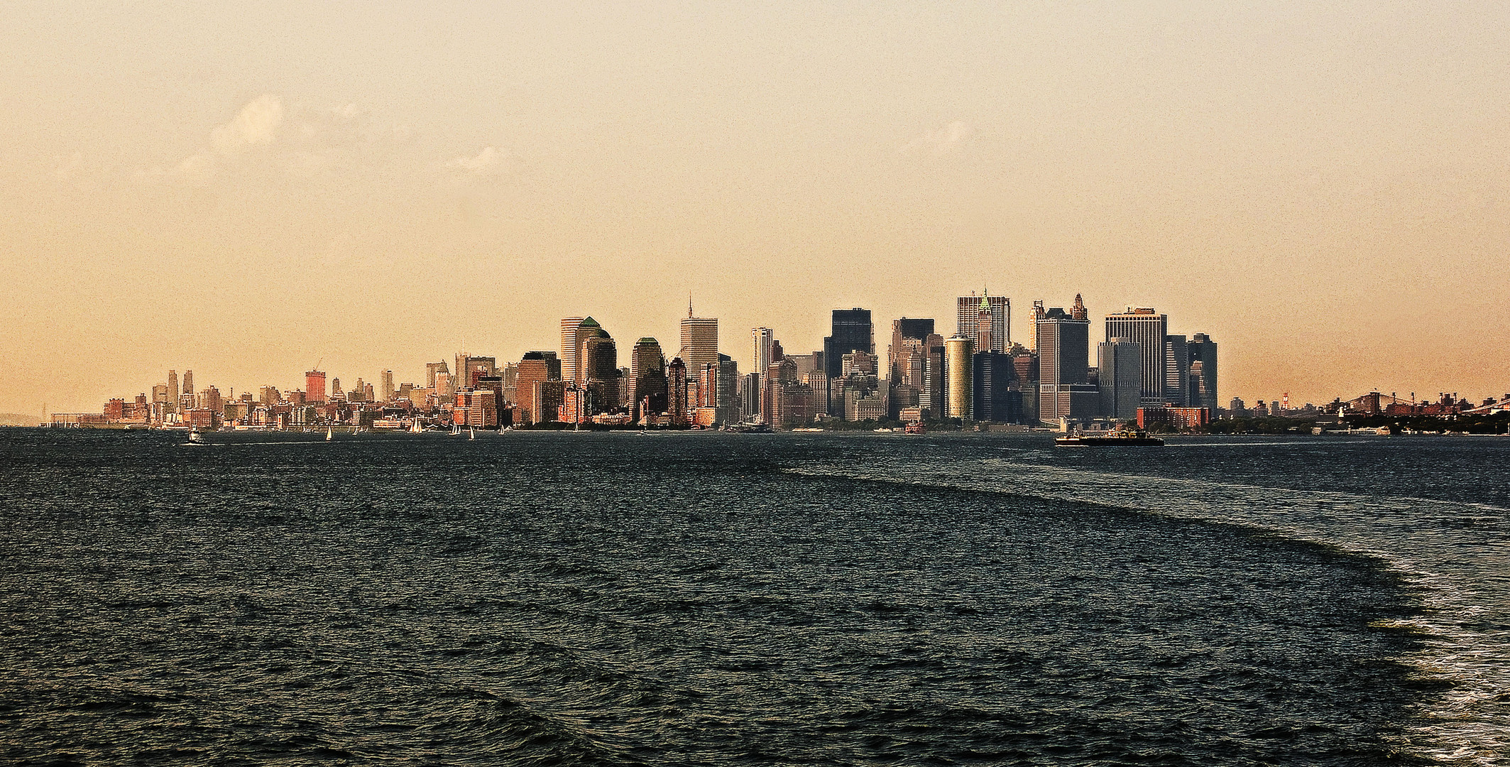 Südspitze Manhattan