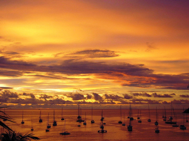 Südthailand Sunset