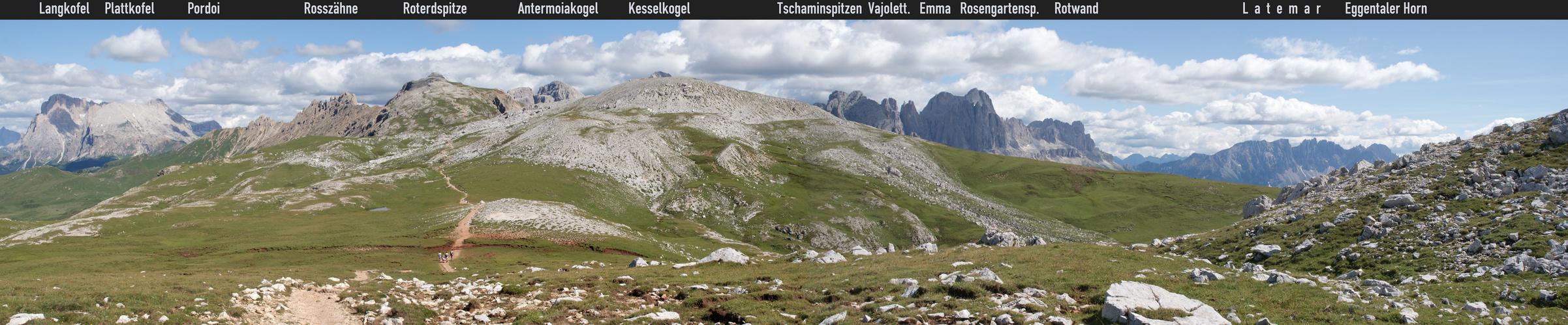 Südtirol: Auf der Schlernhochfläche