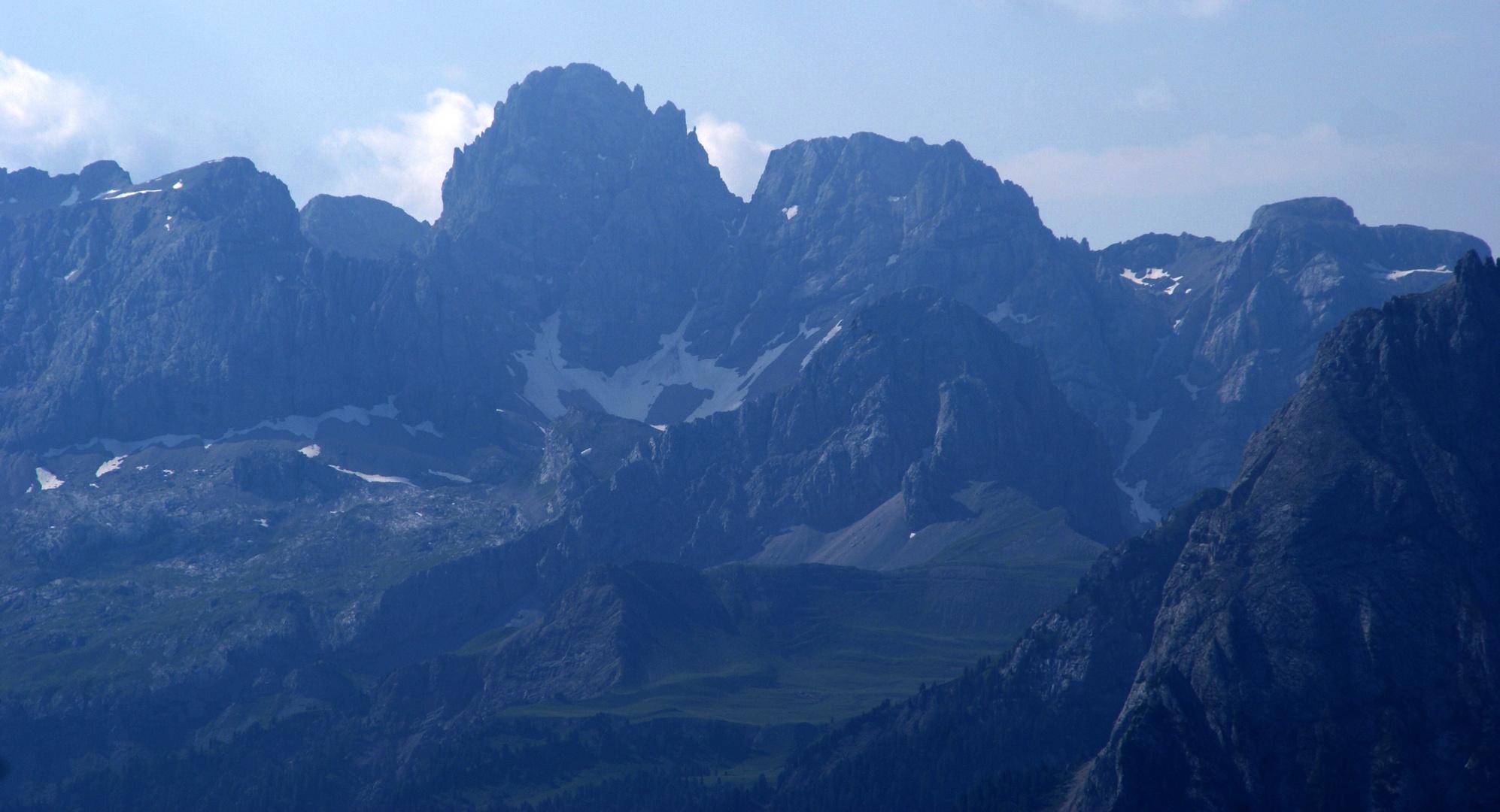 Südtirol: Cima dell'Uomo (3010 m) …