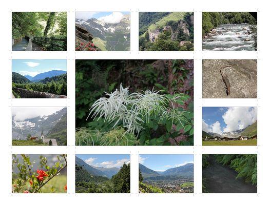Südtirol - Collage