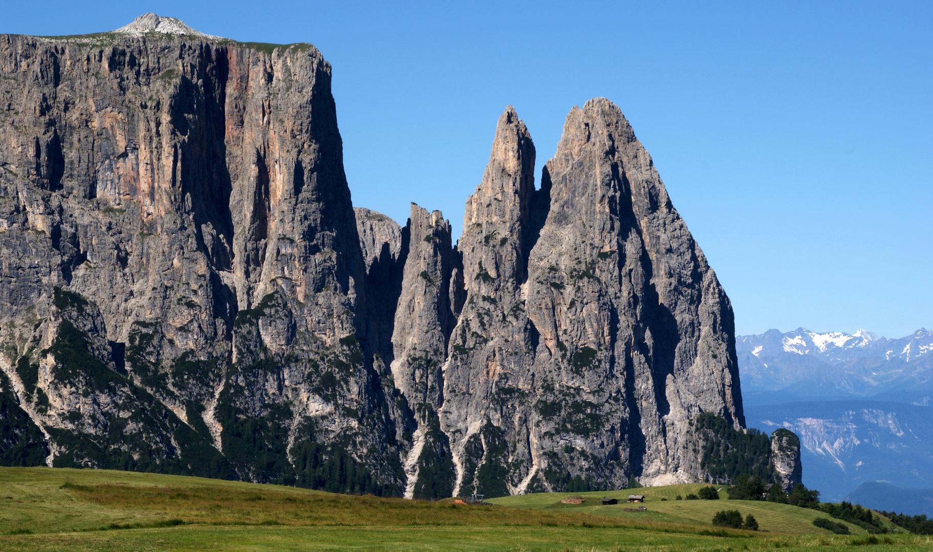 Südtirol: Der Schlern