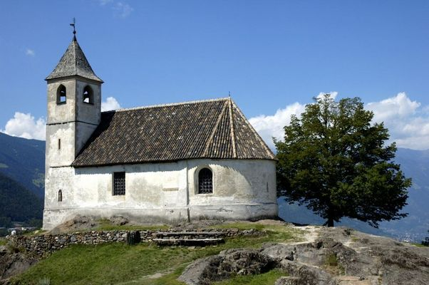 Südtirol, Lana, St. Hippolyt