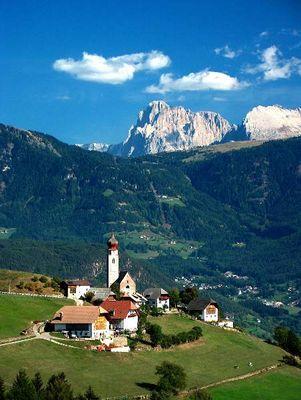 Südtirol, Langkofel