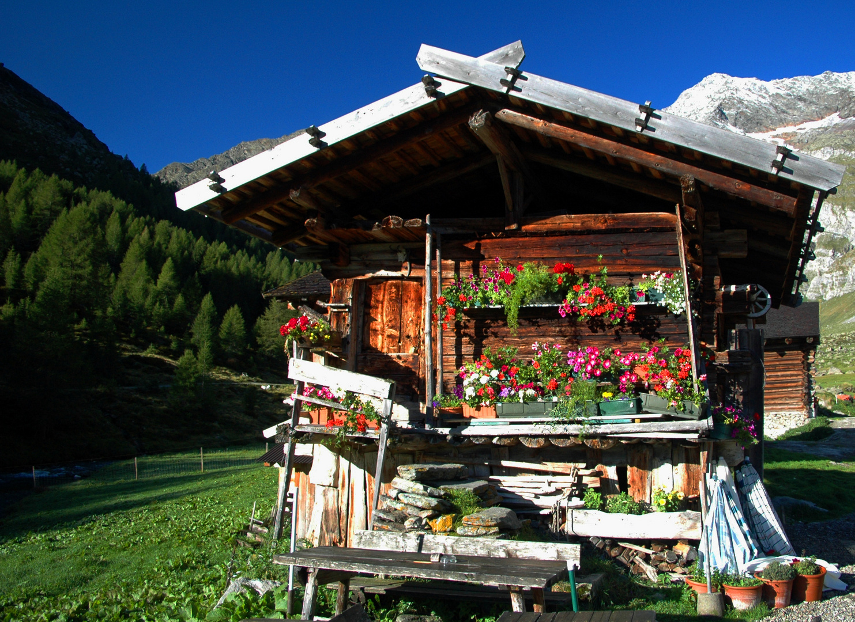 """Südtirol - Lazins, """"die Göttliche"""" Jausenstation"""