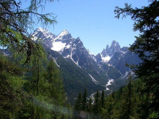 Südtirol, Mai 2002