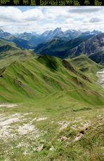 Südtirol: Marmolada et al …