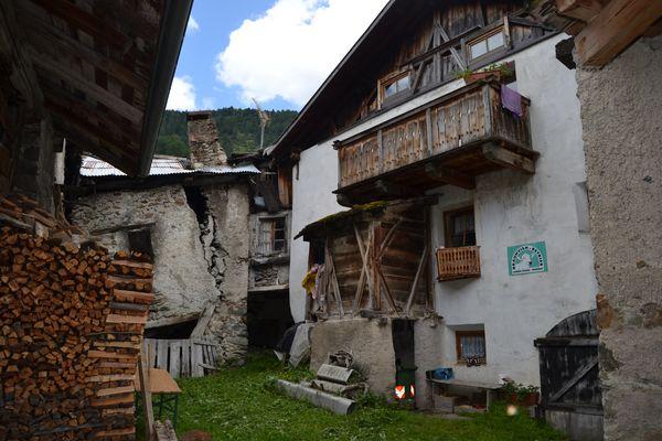 Südtiroler Bauernhaus 01