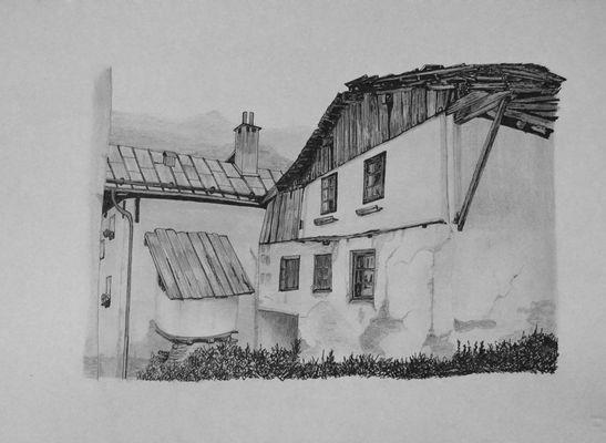 Südtiroler Bauernhaus 02