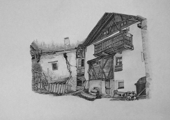 Südtiroler Bauernhaus 03