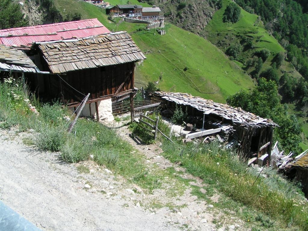 Südtiroler Bergbauern