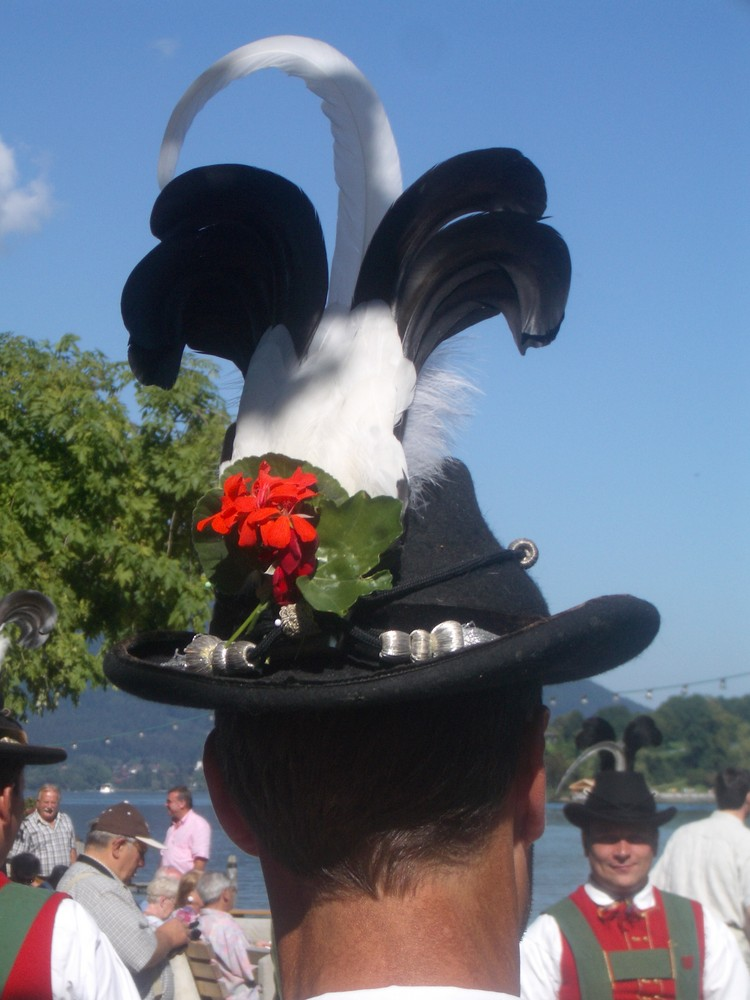Südtiroler Hutschmuck