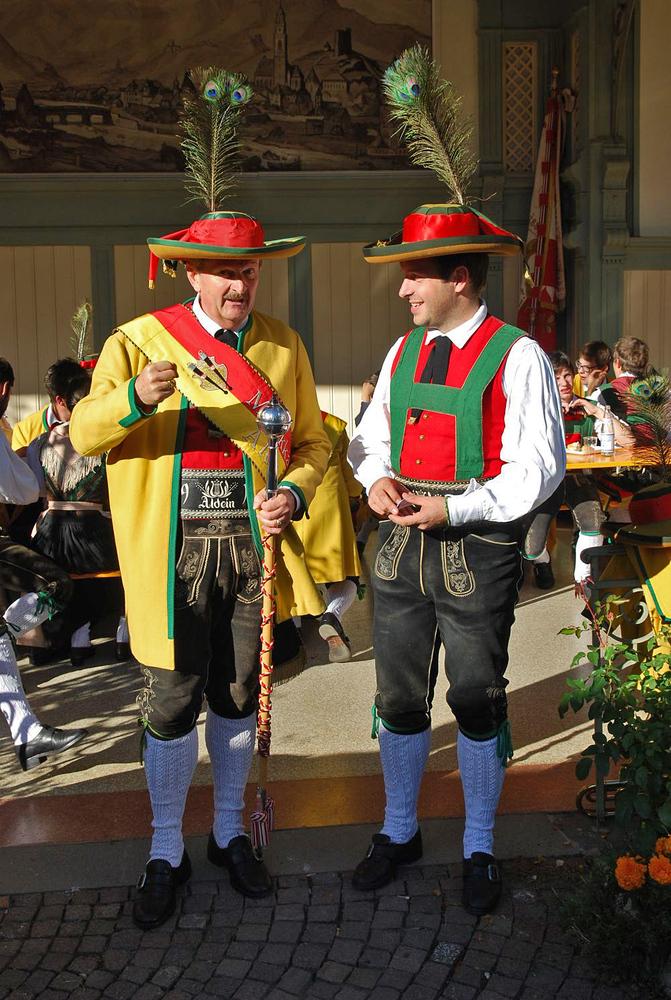 Südtiroler Trachten