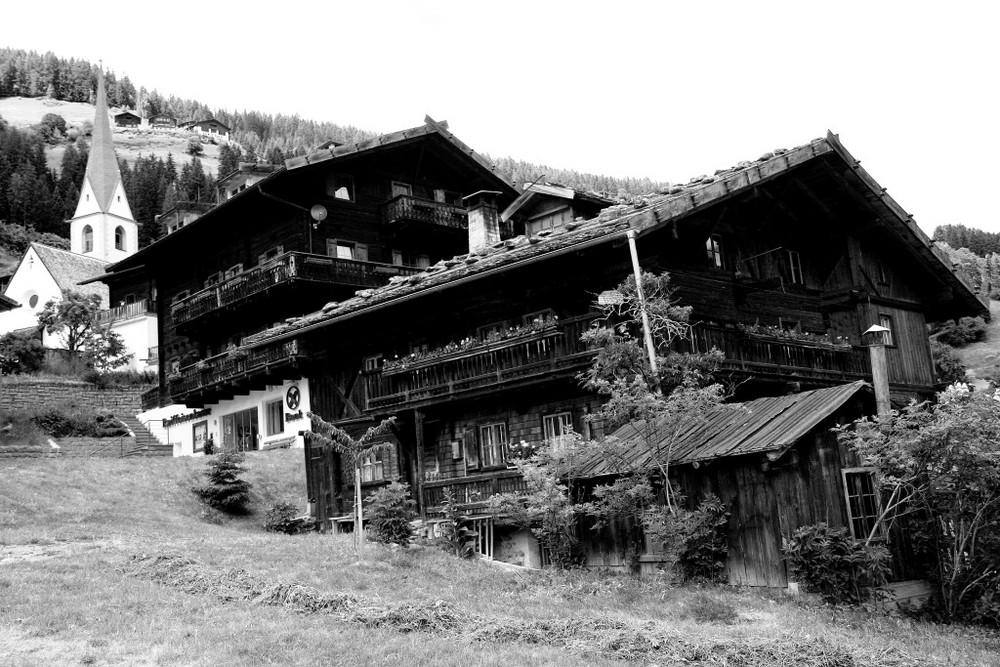 Südtiroler( Ultner )Höfe