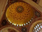 Süleymaniye 9/10: Die grosse Kuppel der Süleymaniye Moschee