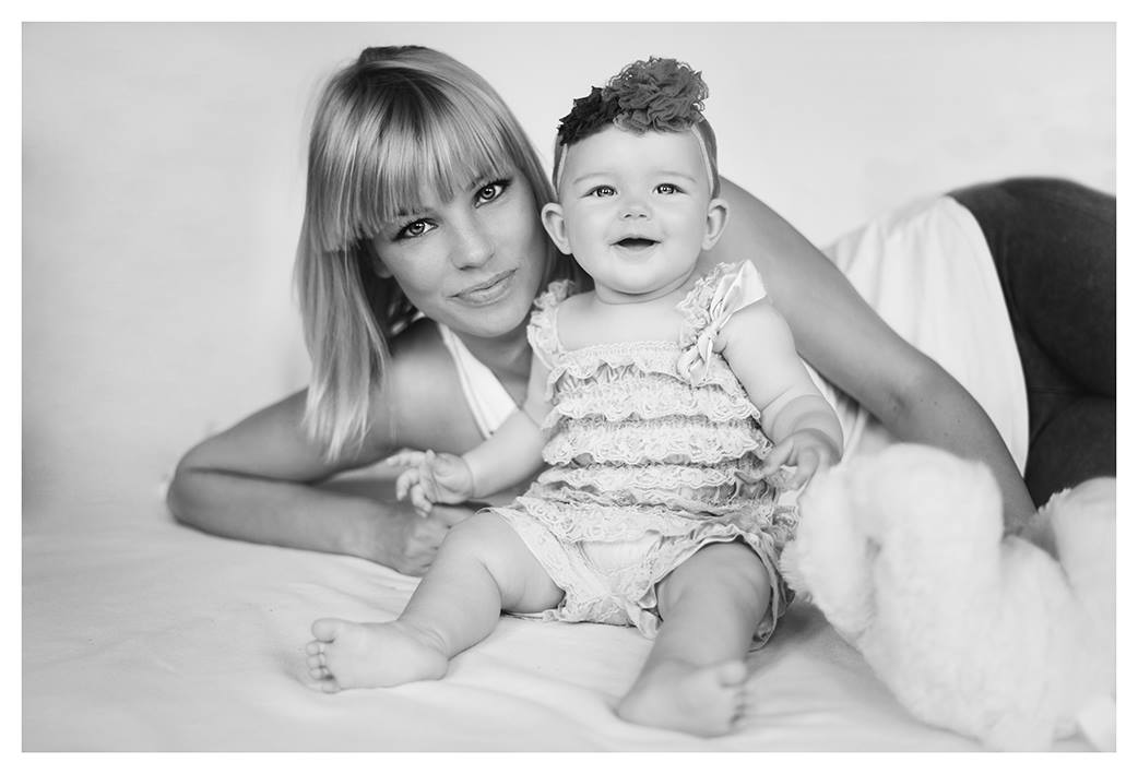 Süß wie die Mama :)