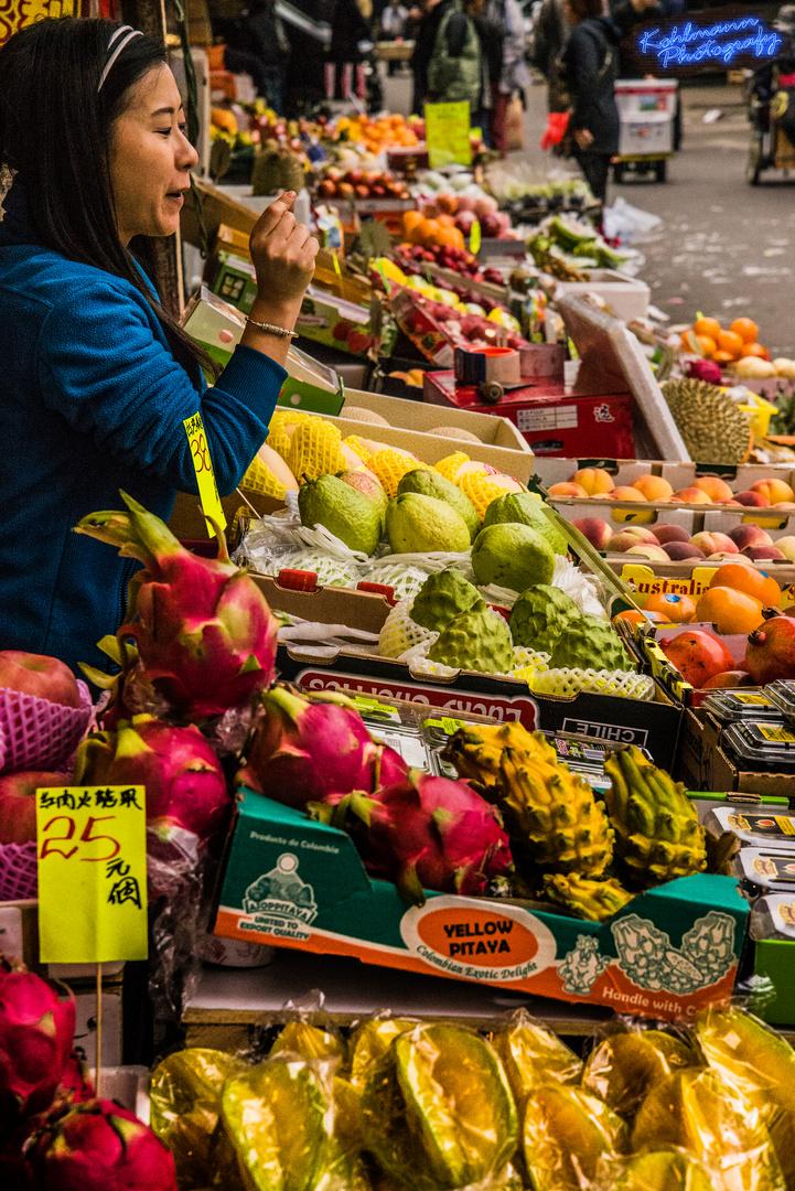 Süsse Früchte