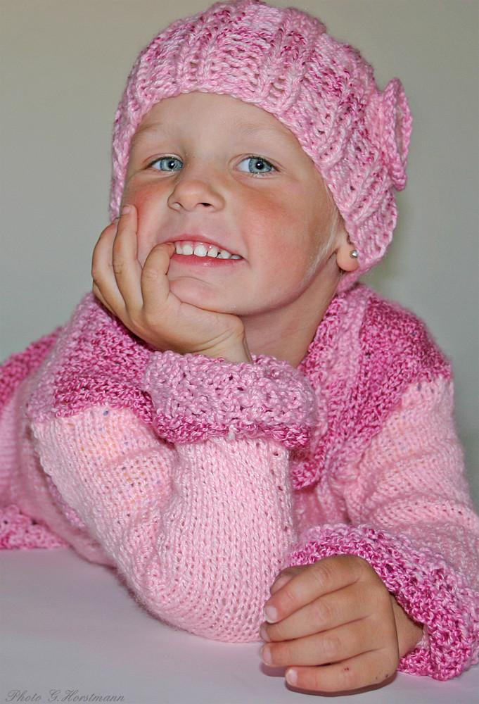 Süße Maus in Pink...!! **