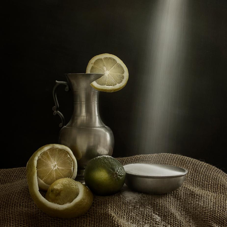 Süße Zitrone