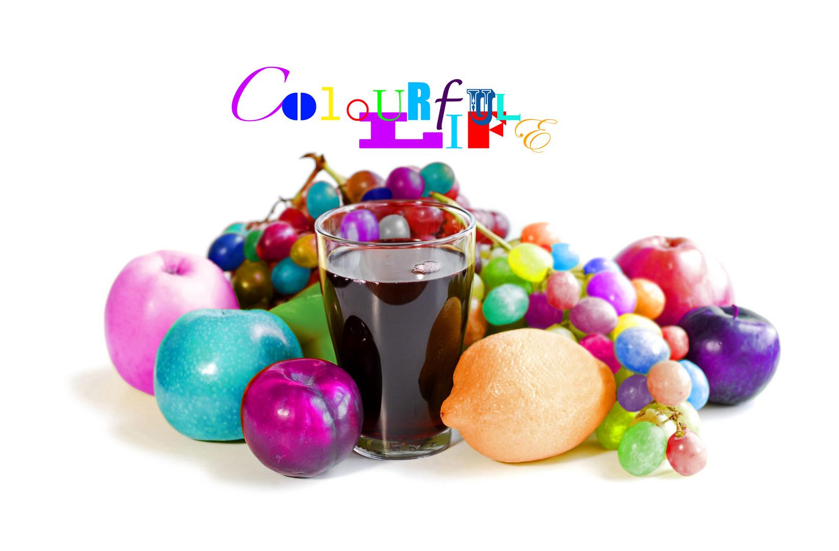 Süßigkeitenfrüchte. :)