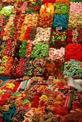 Süßigkeitenparadies