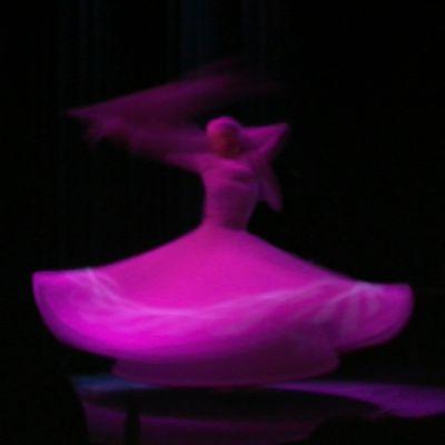 Suffi Tänzerin